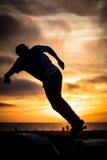 Parc de patin de plage de Venise Photo libre de droits