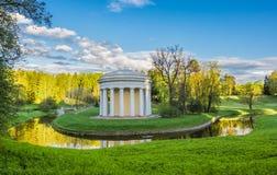 Parc de Pavlovsk Images libres de droits