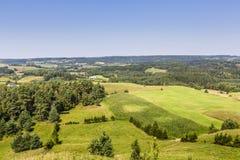 Parc de paysage de Suwalki en Pologne Photos stock