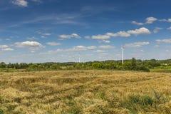 Parc de paysage de Suwalki en Pologne Photo libre de droits