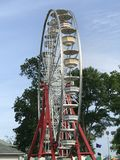 Parc de Playland à Rye, New York photo libre de droits
