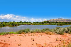 Parc de Rio Grande Nature Center State photographie stock