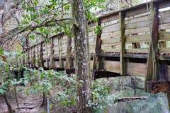 Parc de rivière de Hillsborough Images libres de droits