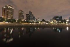 Parc de Séoul Yeouido Hangang Photographie stock libre de droits