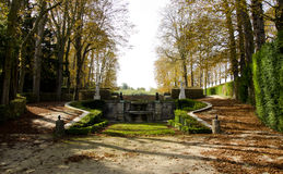 Parc de Saint Cloud, France Image libre de droits