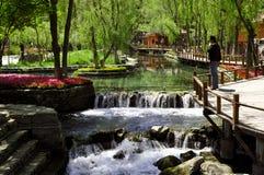 Parc de Shuimogou Images libres de droits