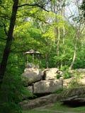 Parc de Sofiyivsky, la ville d'Uman, Cherkasy Oblast Photo stock