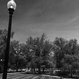 Parc de terrain communal de Boston Photos libres de droits