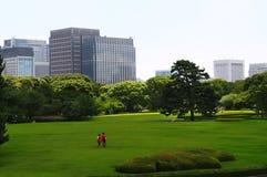 Parc de Tokyo Image stock