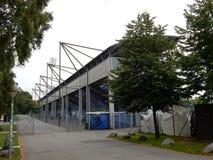 Parc de TRE-FOR, Odense, Danemark Photographie stock