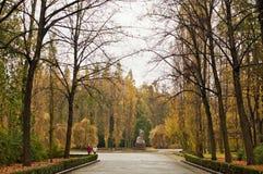 Parc de Treptower Photos libres de droits