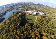 Parc de Tsaritsyno Images stock