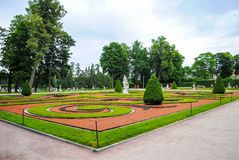 Parc de Tsarskoye Selo Photo libre de droits