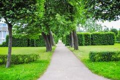 Parc de Tsarskoye Selo Photo stock