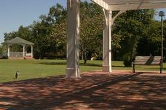 Parc de ville Photographie stock libre de droits