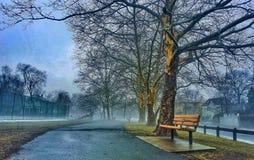 Parc de Wallighton Photos libres de droits