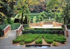 Parc Del Laberint, jardà museu - Fotografia Royalty Free
