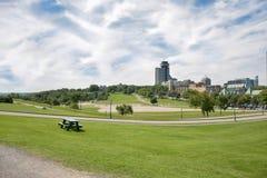 Parc des冠军de巴塔伊全国战场公园 库存图片