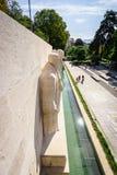 Reformation wall in Geneva, Switzerland Stock Photo