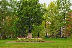 Parc des bastiony Lemańscy zdjęcie stock
