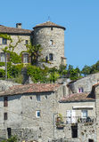 Parc des Cevennes, historic village Stock Image