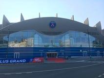 Parc des Princes football Stadium stock photo
