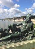 Parc du Château de Версаль - Франция - Европа Стоковые Изображения