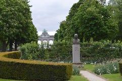 Parc du Cinquantenaire Royalty-vrije Stock Fotografie