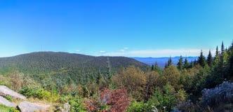 Parc du Mont Mégantic national image stock