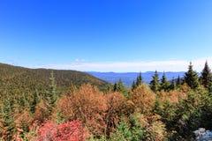 Parc du nacional Mont Mégantic foto de archivo libre de regalías