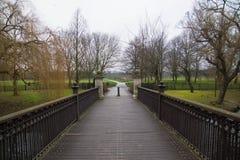 Parc du ` s de régent, Londres photos stock