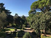 Parc du Terral στο νότο της Γαλλίας στοκ εικόνα με δικαίωμα ελεύθερης χρήσης
