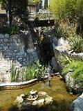 Parc en Mónaco Imagenes de archivo