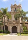 Parc espagnol la Californie de balboa d'architecture. Images stock