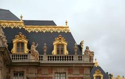 Parc et chateau de Versailles Royalty Free Stock Image