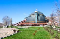 Parc et Karen Demirchyan Sports et concerts complexes Grands sports et complexe de concert localisé photo stock