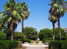 Parc Exflora Photographie stock libre de droits