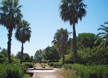 Parc Exflora 3 Image libre de droits