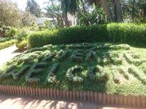 Parc exotique Image libre de droits