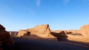 Parc géologique national de Yadan Images libres de droits