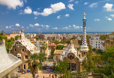 Parc Guell Image stock