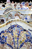 Parc Guell. Barcelona Stock Photo