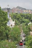 Parc Guell, Barcelona Royalty Free Stock Photography