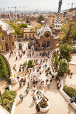 Parc Guell Stock Photography