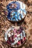 Parc Guell, Barcelone Images libres de droits
