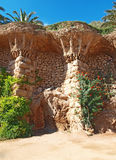 Parc Guell. Barcelone, Espagne photographie stock