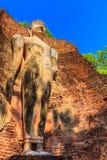 Parc historique de Kamphaeng Phet en Thaïlande Photos libres de droits