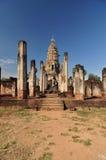 Parc historique de Sukhothai, la vieille ville de la Thaïlande pendant 800 années Photos stock