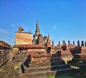 Parc historique national de Sukhothai, Sukhothai, Thaïlande photos libres de droits