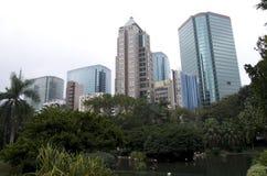 Parc Hong Kong de Kowloon photo stock